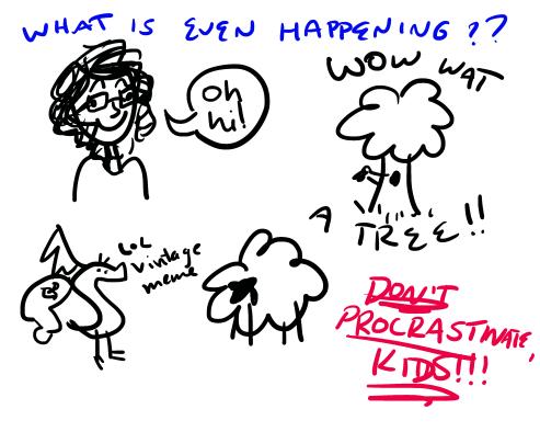 doodle dump tablet