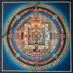 Kalachakra Thangka Painting