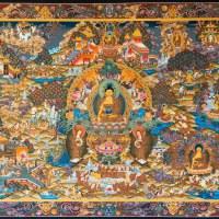 Buddha Thangka Masterpiece