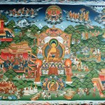 Green Life of Buddha