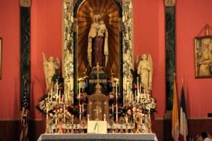 Our Lady of Mount Carmel Newark, NJ