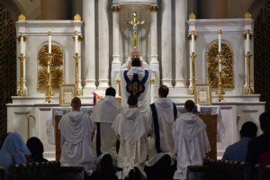 Dominican Traditional Mass Consecration