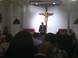 Holy Innocents Conference 05142015_Luc_Perin