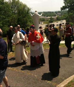Holy Face Monastery - Solemn Mass Clifton - NJ- SacroMonte2015Version03