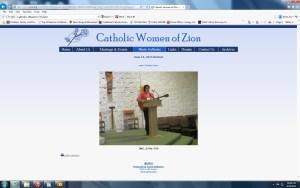 Catholic Women Of Zion - Hetrodox Photo_003