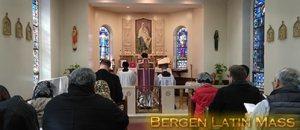 Regina Pacis Chapel Bergen Latin Mass