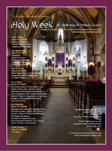 St_Anthony_Padua_Jersey City NJ Holy Week
