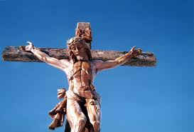 The Embracing Of The Crucifixtion And Our Lady At The Foot Of The Cross