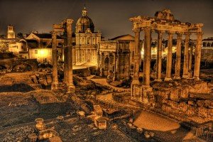 Rome In Ruins