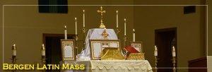 Bergen Latin Mass