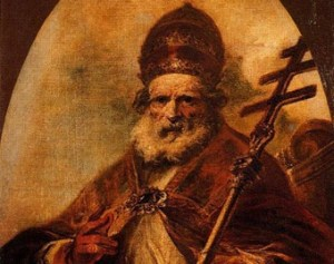 Saint Pope Leo The Great