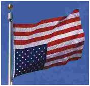 American Flag Upside Down