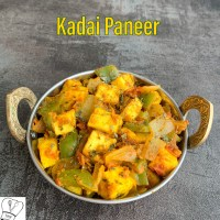 Kadai Paneer | Karachi Paneer