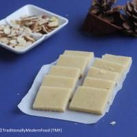 Almond Flour Katli | Badam Katli