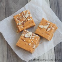 Butterscotch Fudge - 3 Ingredients