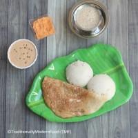 Kaikuthal Arisi  Idli | Dosai | Paniyaram