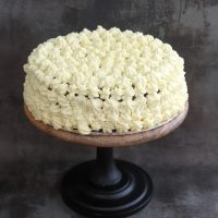 Eggless Tres Leches Cake
