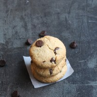 Chocolate chip cookie | chocolate chip  biscuit
