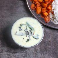 Pachai Mor Kuzhambu | Moru curry