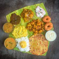 Tamil new year lunch menu | festive lunch