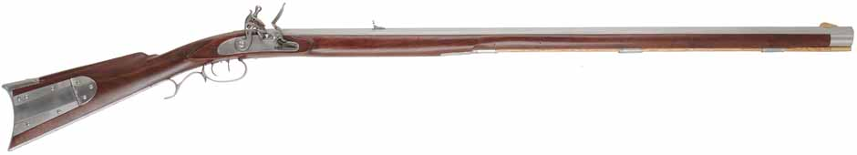 Rifles Of The Mountain Men