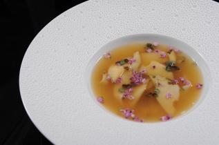 Abalone-soup