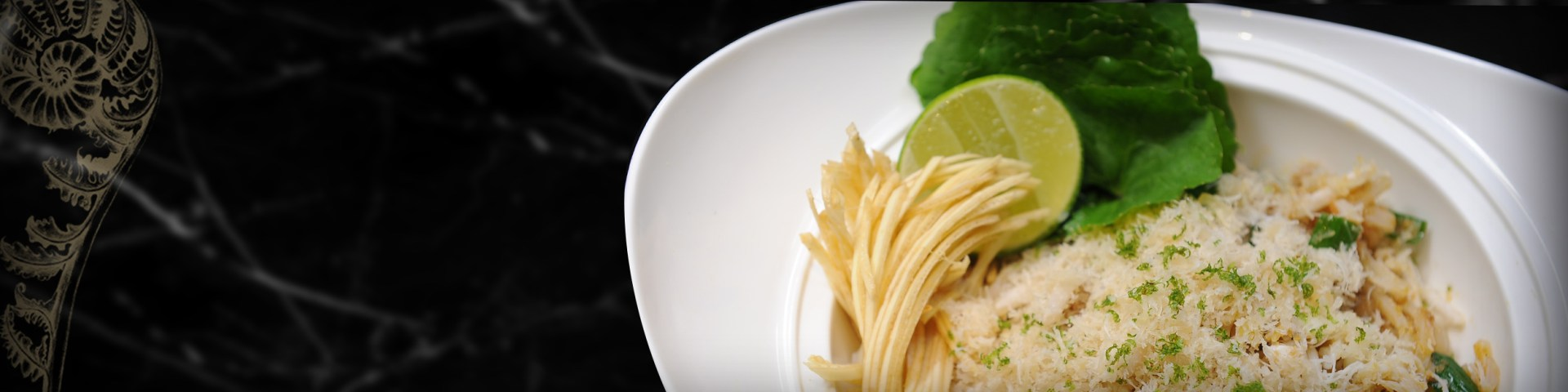 Chanthaburi Noodles with Blue Swimmer Crab
