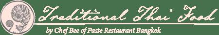 Logo - Chef Bee Satongun - Traditional Thai Food