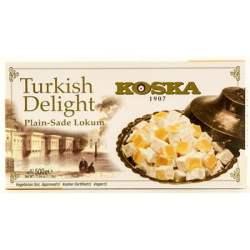 Koska Plain Turkish Delight 500g