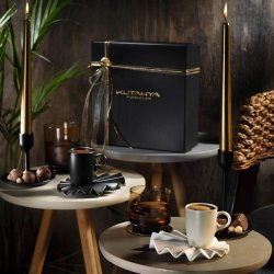 Kutahya Porcelain Adora Coffee Set For Two Person