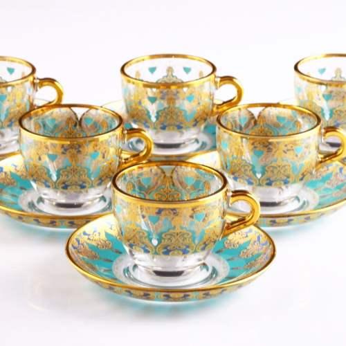 Pasabahce Humeyra Coffee Mugs - Tea Glasses