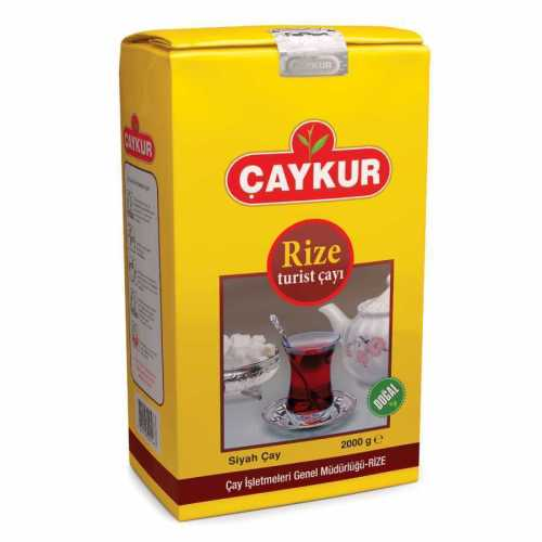 Caykur Turkish Tea Turist 2000 Gr.