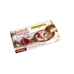 Koska Pomegranate Flavoured Turkish Delight 500 Gr.