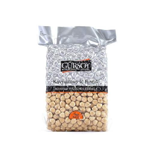 Gursoy Roasted Hazelnut Kernels 1000 G