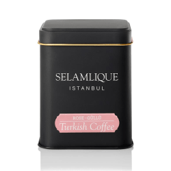 Selamlique Turkish Coffee - Rose