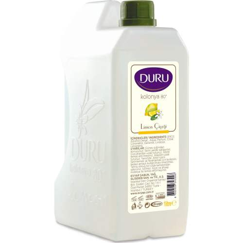 Duru Lemon Cologne 1 lt
