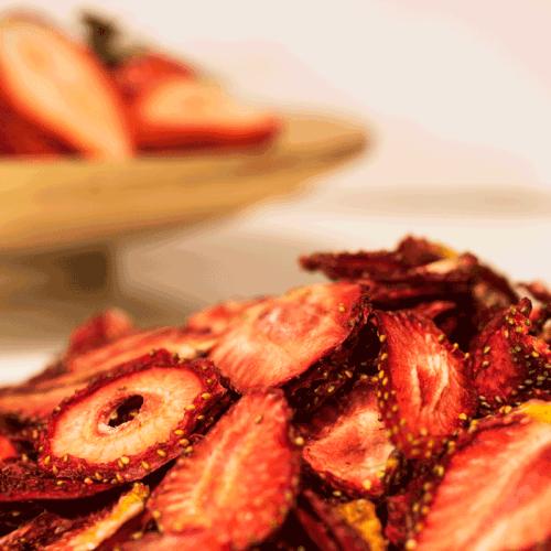 Organic Dried Alanya Strawberry 30g