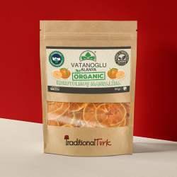 Organic Dried Mandarin 30g