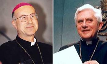 Cardenal Ratzinger y Bertone sobre el Tercer Secreto