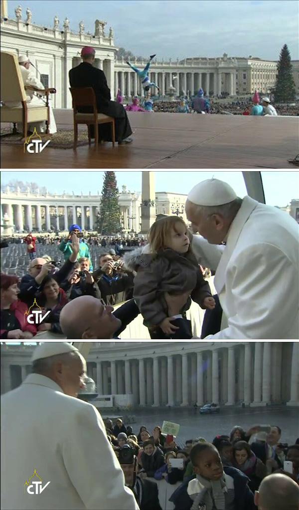 Multitudes abandonan Francisco 3