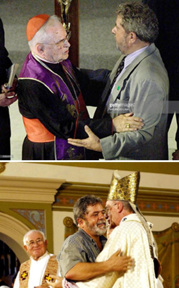El cardenal Paulo Evaristo Arns 3