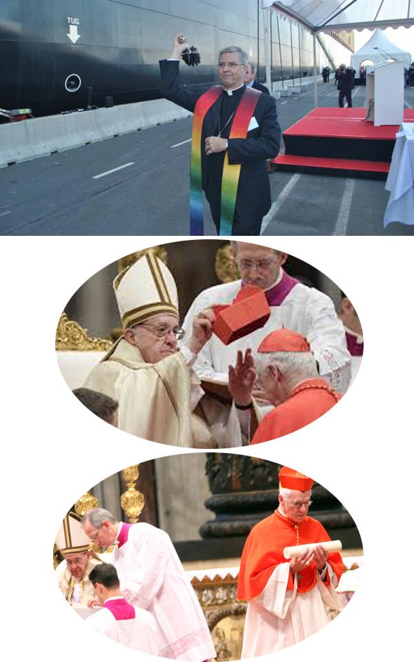 Bélgica 2 Obispos