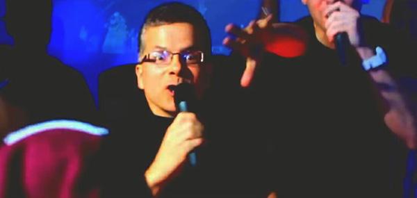 P. Masseo Gonzalez, el sacerdote rap
