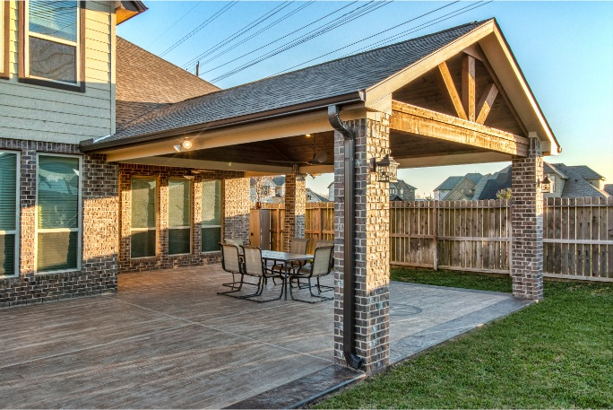 tradition outdoor living