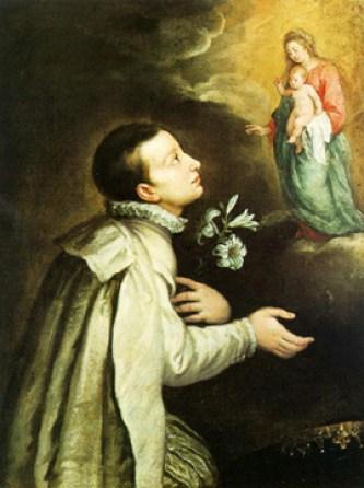 St. Aloysius popup 2