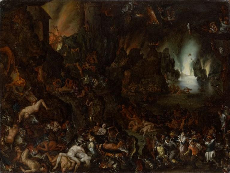 Carl_Ludwig_Beutler_(attrib.)_-_Die_Qualen_der_Hölle_(ca.1669)