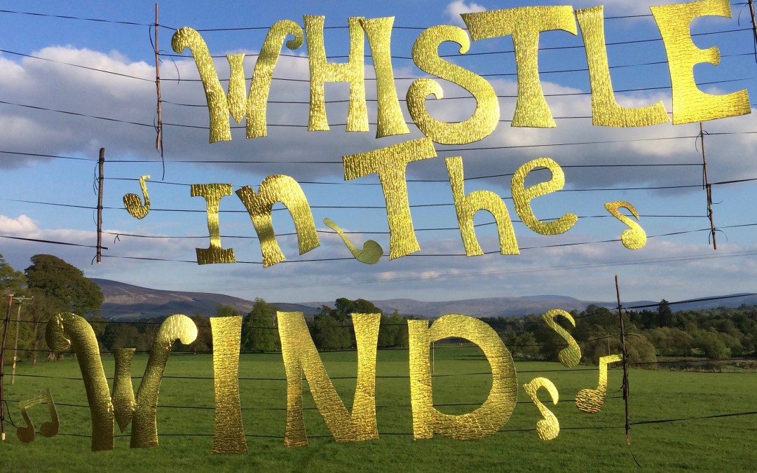 Whistle in the Wind (outdoor musical trail, 4+)