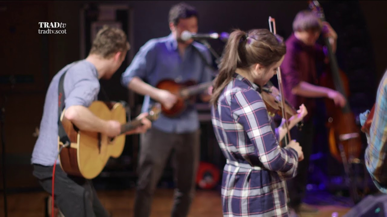 Dallahan perform Hurleys House at Stirling Tolbooth (The Visit 2017)