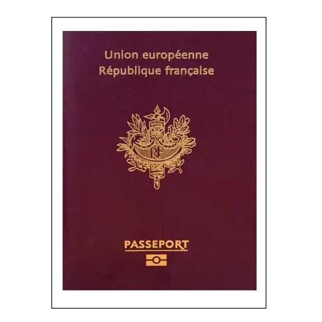 Passeport - Traduction assermentée