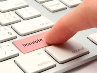 technologies translation